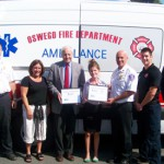 <b>City of Oswego Supports United Way</b>