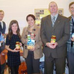 <b>Oswego Rotary Club Supporting United Way</b>