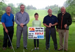 Local Companies Continue Support to 20th Annual United Way Golf Classic