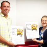 <b>United Way Stuff-a-Bus Campaign Underway </b>