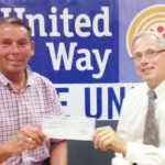 <b>National Grid Supports United Way Campaign </b>