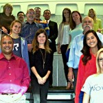 <b>Novelis Employees Campaign for United Way on a Roll </b>