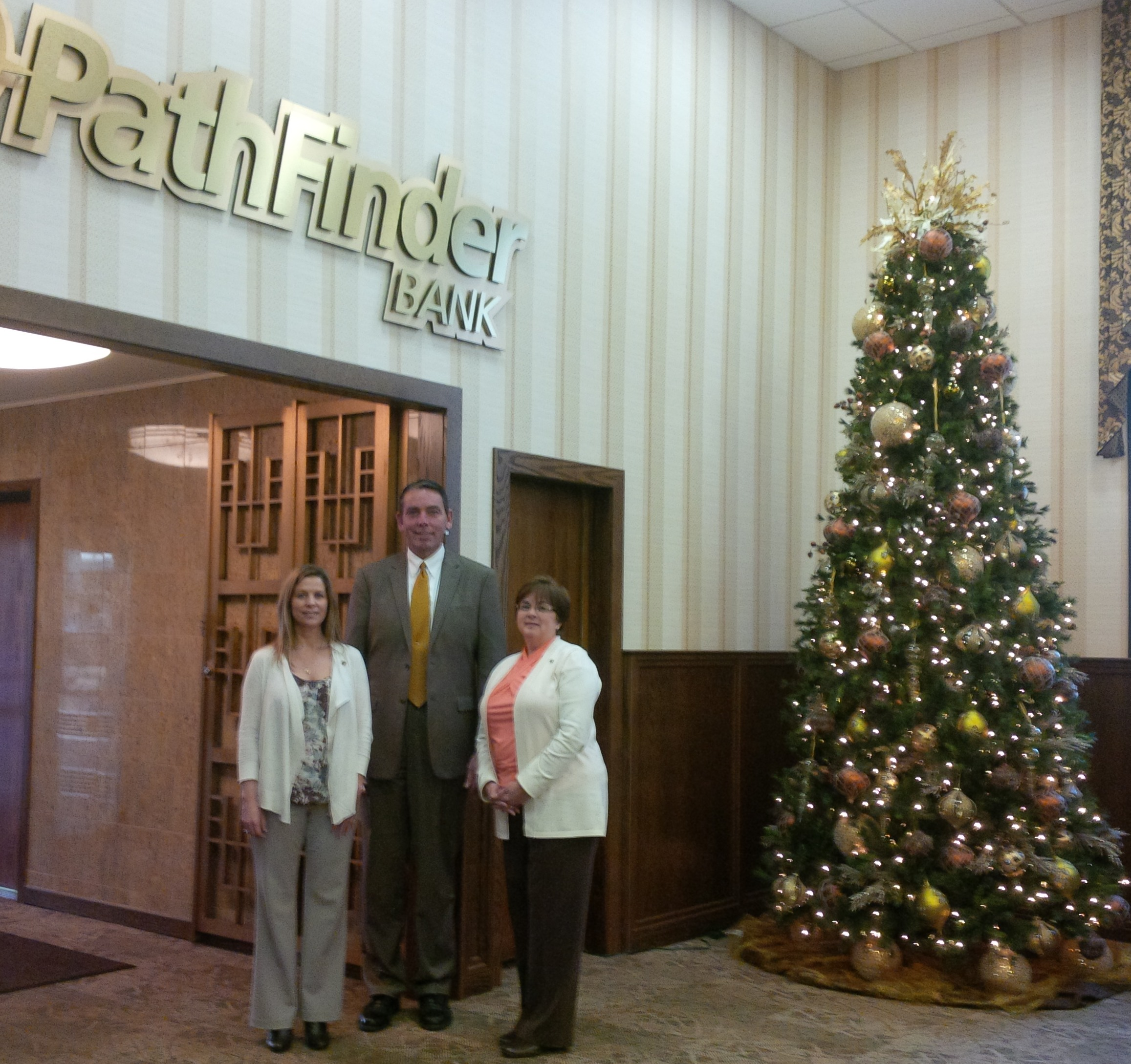 Pathfinder Bank Employees Helps Guide United Way Campaign