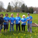 <b>Liberty Mutual Aids Fulton Community Garden</b>