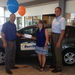<b>Burritt Motors Drives Stuff-A-Bus Campaign</b>