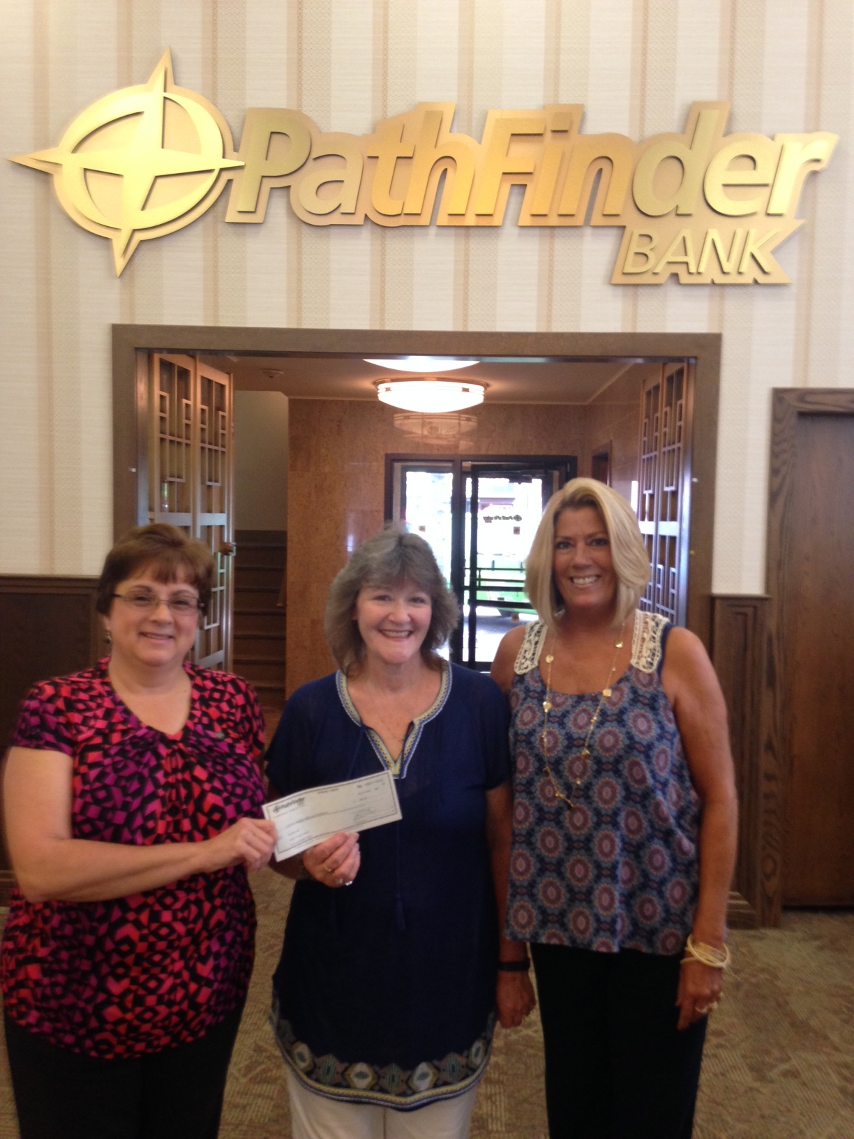 Pathfinder Bank continues annual support for Stuff-A-Bus   United Way