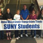 <b>SUNY Walk-A-Thon Supports United Way Campaign </b>