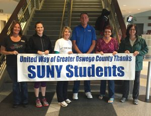 United Way SUNY Walk