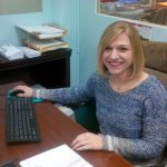 <b>United Way Welcomes Brittany Barna</b>