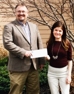 Fulton Lion's Club Donates $500 To United Way's Stone Soup