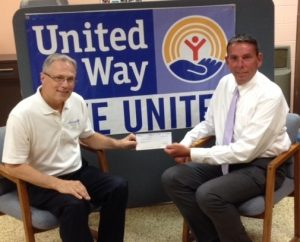 National Grid Supports United Way Campaign