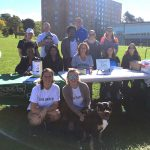 <b>SUNY Walk-A-Thon Supports United Way Campaign</b>