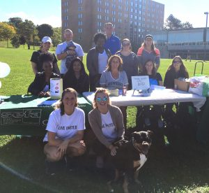 SUNY Walk-A-Thon Supports United Way Campaign