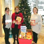 <b>Oswego Health Food Drive Benefits United Way</b>