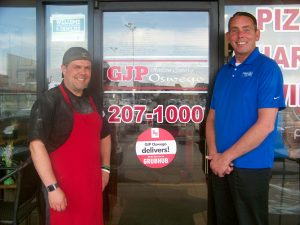 United Way of Greater Oswego County Welcomes GJP Italian Eatery Oswego