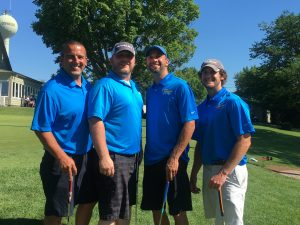 Pictured above are members of the 2018 Burritt Motors golf team which took home first place in the afternoon flight of last year's United Way Golf Tournament. This year, the event is set for Monday, July 8, at the Oswego Country Club, with tee times at 8 a.m. and 2 p.m. Teams and sponsors are still being accepted for the event. For more information, visit www.oswegounitedway.org or email rddunitedway@windstream.net