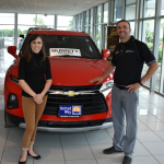 <b>Burritt Motors Sponsors Hole-In-One Contest</b>